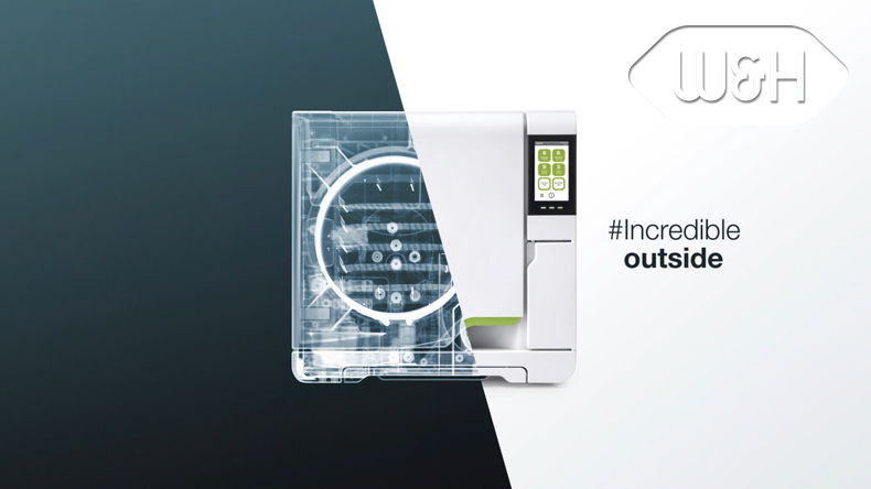 The new Lisa sterilizers -  incredible inside & outside