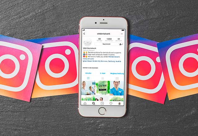 W&H launches own Instagram account